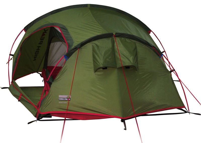 Telts High Peak Sparrow 2 Green 10186