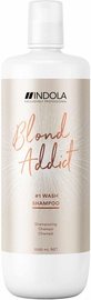 Indola Blond Addict Shampoo 1000ml