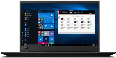 Lenovo ThinkPad P1 Gen 3 Black 20TH004DMH