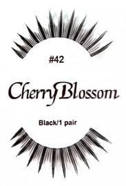 Cherry Blossom 100% Human Hair Eyelashes 42