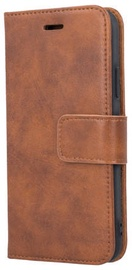 Forever Classic Leather Book Case For Huawei P20 Brown