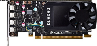 Videokarte Dell Quadro P620 490-BEQV 2 GB GDDR5