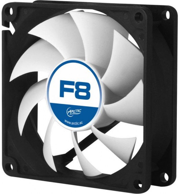 Arctic F8 Value Pack Case Fan 80mm 5pcs