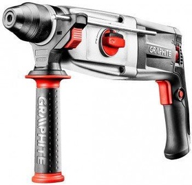 Graphite 58G529 SDS+ Hammer Drill 800W