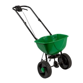 SN 801222 Spreader With Wheels Green