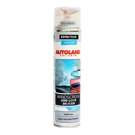 Autoland Windscreen And Lock De-Icer 0.4l