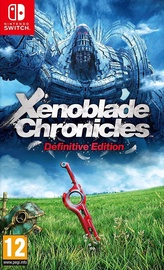 Nintendo Switch spēle Xenoblade Chronicles: Definitive Edition SWITCH