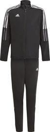 Adidas Tiro Junior Suit GP1027 Black 152cm