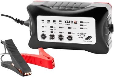Зарядное устройство Yato, 12 В, 4 а