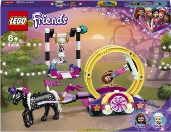 Конструктор LEGO Friends Волшебная акробатика 41686, 223 шт.