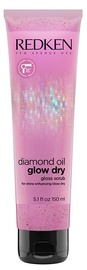 Redken Diamond Oil Glow Dry Gloss Hair Scrub 150ml