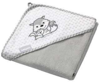BabyOno Hooded Towel 76x76cm Beige