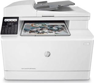 Многофункциональный принтер HP M183fw, лазерный, цветной