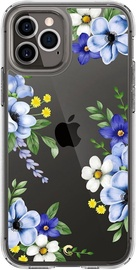 Spigen Cyrill Cecile Back Case For Apple iPhone 12 Pro Max Midnight Bloom