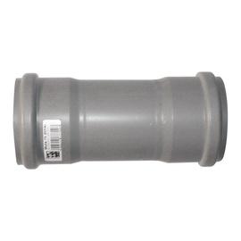 Kanalizācijas caurules dubultuzmava Bees D75mm, PP