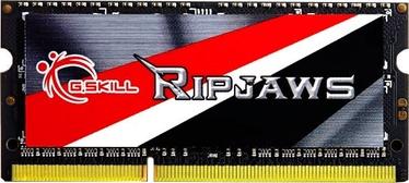 Operatīvā atmiņa (RAM) G.SKILL RipJaws F3-1600C9S-8GRSL DDR3L (SO-DIMM) 8 GB
