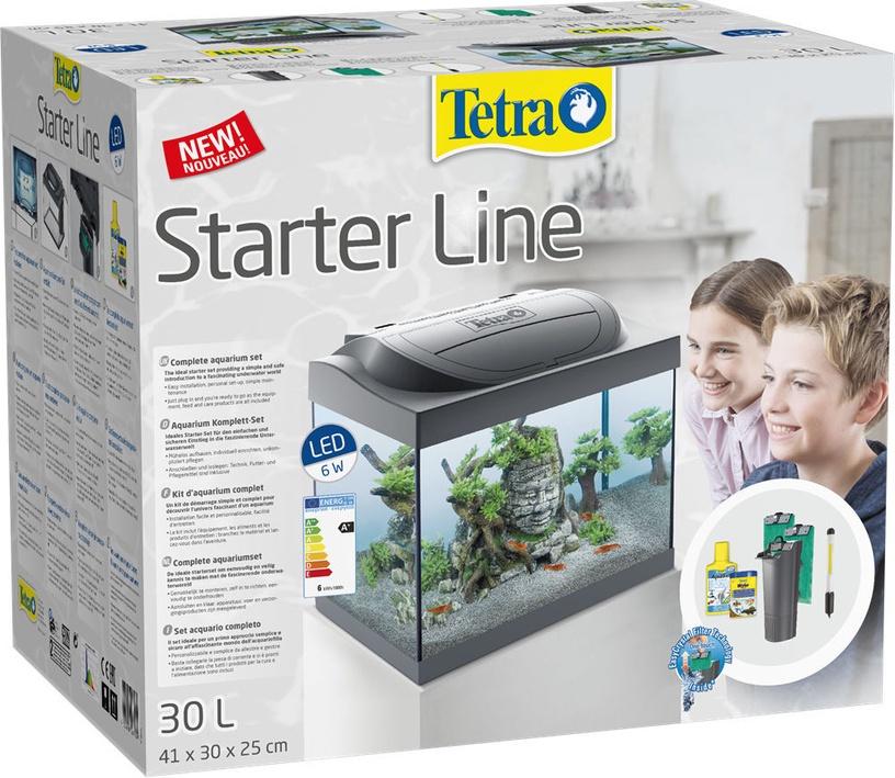 Tetra Starter Line LED Crayfish 30l
