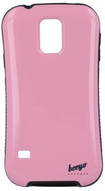 Beeyo Candy Cotton Back Case For Samsung Galaxy S5 Pink