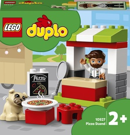 Конструктор LEGO Duplo Киоск-пиццерия 10927, 18 шт.