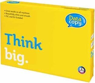 Papīra lapas Data Copy Think Big A3