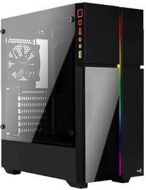 Корпус Aerocool PC Case Playa Black (поврежденная упаковка)