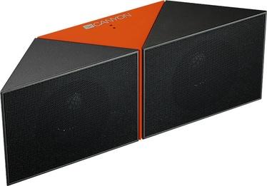 Bezvadu skaļrunis Canyon Transformer Orange/Black, 6 W