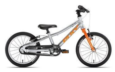 "Bērnu velosipēds Puky LS-PRO 1 16"" Silver/Orange"
