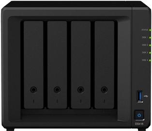Datu glabātuve tīklā (NAS) Synology DiskStation DS418