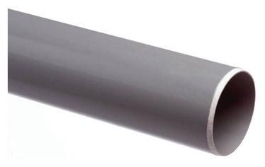 Kanalizācijas caurule ar uzmavu Wavin D40x2000mm, PP