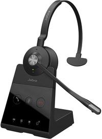 Austiņas Jabra Engage 65 Mono Black, bezvadu