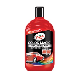 VASKS AUTO COLOR MAGIC SARKANS 500ML (TURTLE WAX)