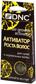 Matu eļļa DNC Growth Activator For Dry And Normal Hair, 15 ml