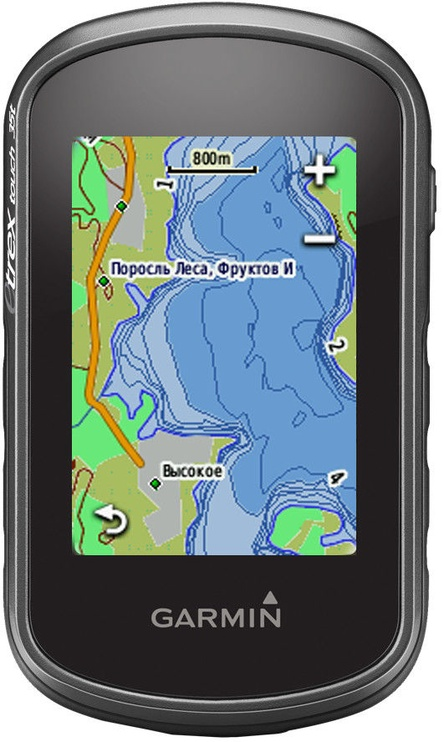 Garmin eTrex Touch 35 Western Europe