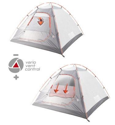 Telts High Peak Albany 5 11822