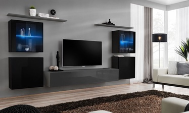 ASM Switch XIV Wall Unit Graphite/Black