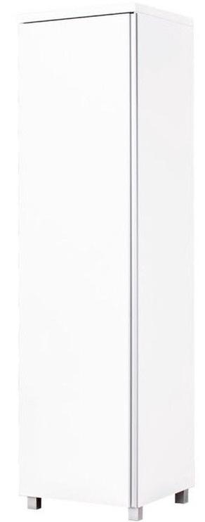 Skapis Bodzio AG08 White, 50x52x190 cm