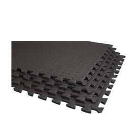 VirosPro Sports Exercise Mat 120x120cm Black LS3259B