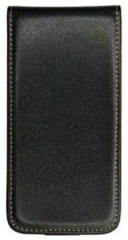 Forcell Slim Flip Case for HTC Desire 600 Black