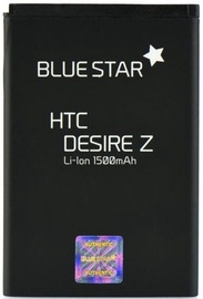 BlueStar Battery For HTC Desire Z Li-Ion 1500mAh Analog