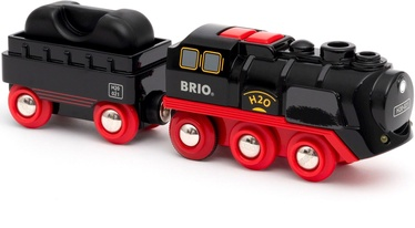 Brio World Battery Operated Steaming Train 33884