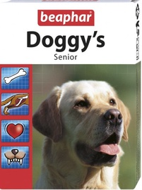 Пищевые добавки для собак Beaphar Doggys Senior 75 Tablets