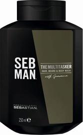 Гель для душа Sebastian Professional Man, 250 мл