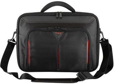 Targus Classic + Clamshell Case Black/Red