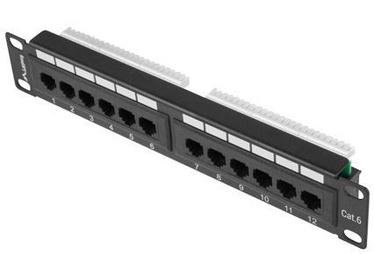 Lanberg PPU6-9012-B 12 Port Panel