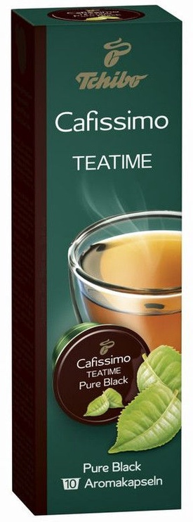 Tchibo Teatime Pure Black 10 Capsules