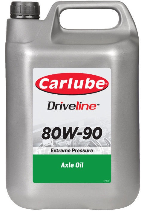 Carlube Driveline 80W-90 Driveline Extreme Pressure Axle Oil 4.5l