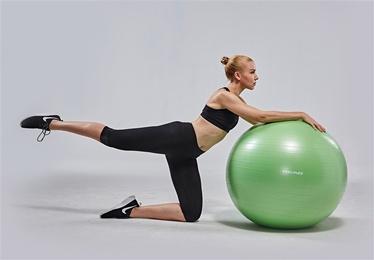 Head Exercise Ball 85cm Green