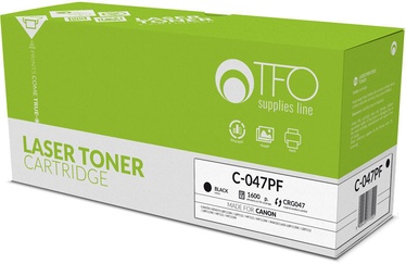 TFO Toner C-047PF For Canon CRG047 1.6k Black