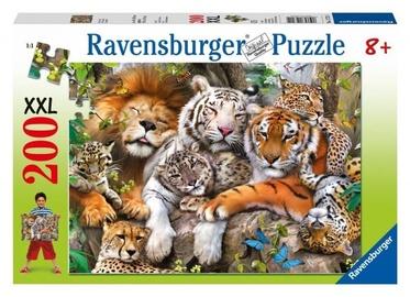 Ravensburger XXL Puzzle Siesta 200pcs 12721