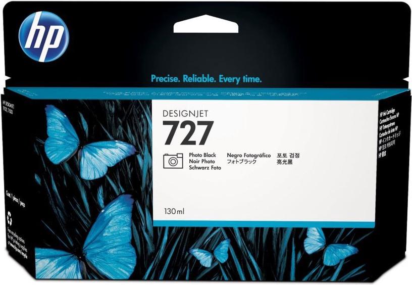 HP Ink Cartridge 727 130ml Black